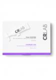 Fiale Antiforfora di CRLAB reidratanti - Per cuti disidratate, arrossate e sensibilizzate - Confezione con fiala sopra.