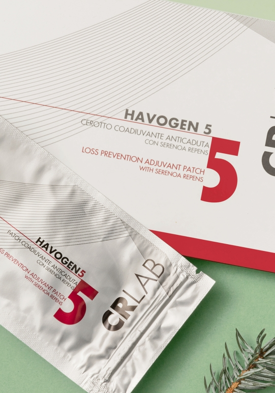 Scopri Havogen 5 Cerotto Coadiuvante Anticaduta di CRLab