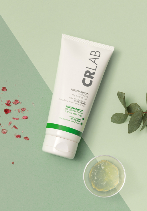 Preshampoo anticaduta capelli CRLAB