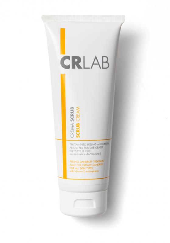 Tubo Crema Scrub Capelli di CRLAB - Trattamento peeling Antiforfora