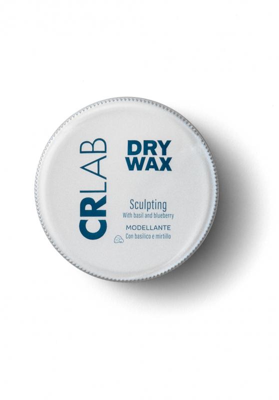 Cera Opaca Dry Wax modellante di CRLAB