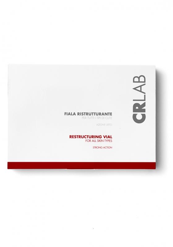 Confezione Fiale Ristrutturanti CRLab - Azione Urto