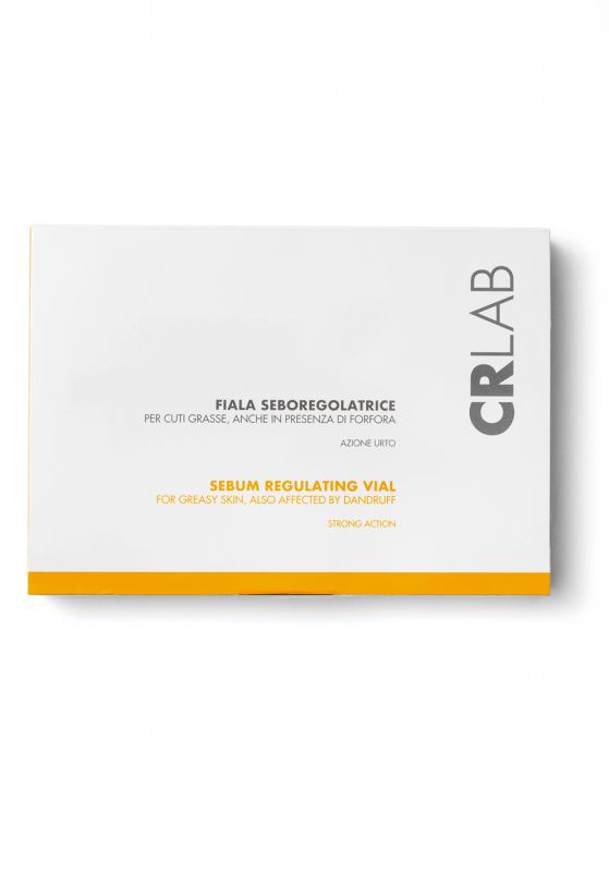 Confezione Fiale Seboregolatrici CRLab - Azione Urto