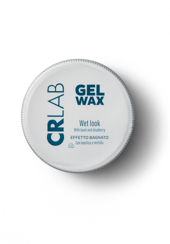 Cera Lucida Gel Wax effetto bagnato di CRLAB