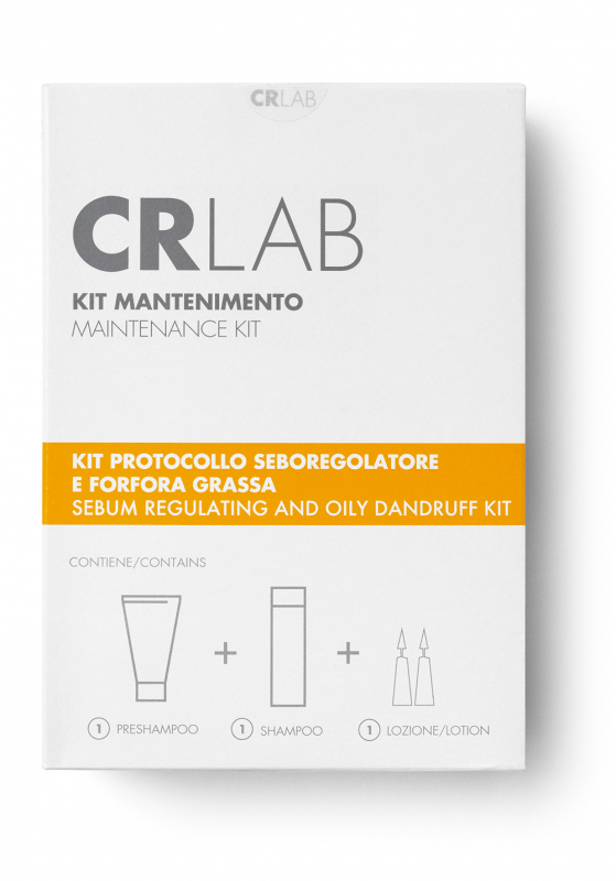 Kit per la seboregolazione -  Mantenimento CRLAB