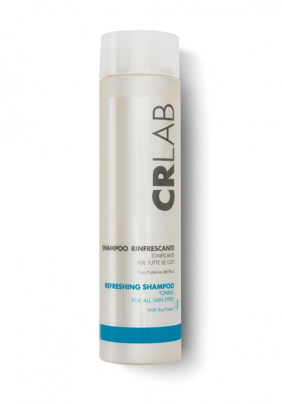 Shampoo rinfrescante