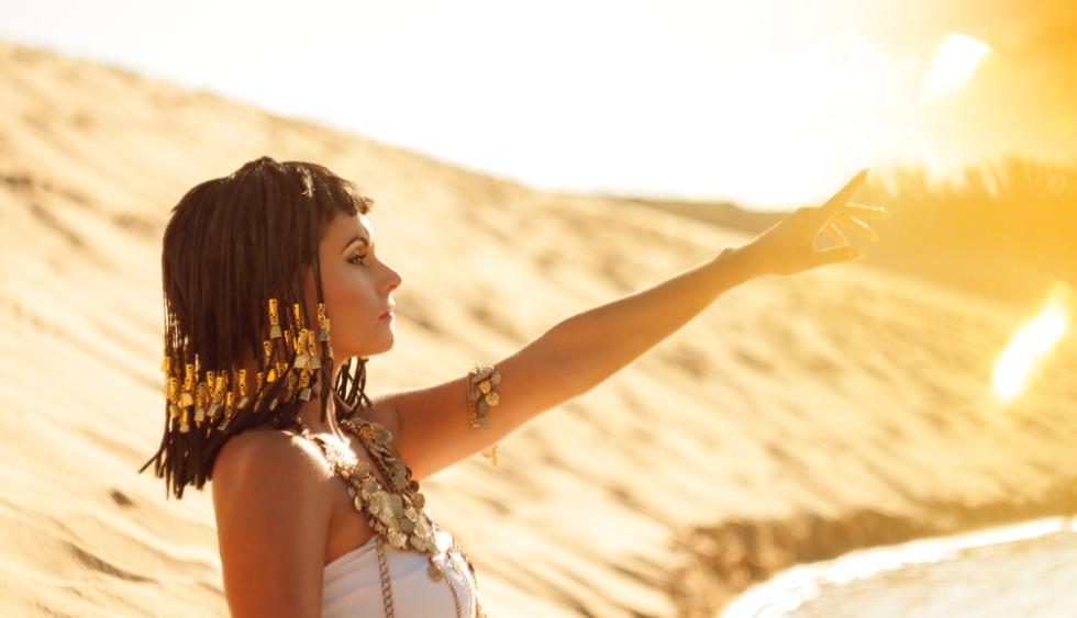 Acconciature nel tempo: gli egizi