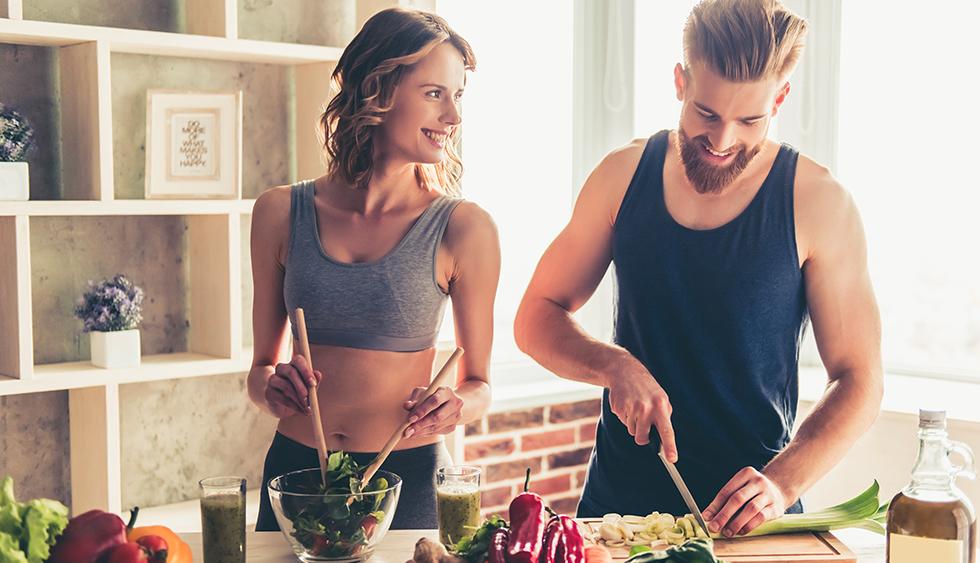 Capelli sani: la dieta ad hoc