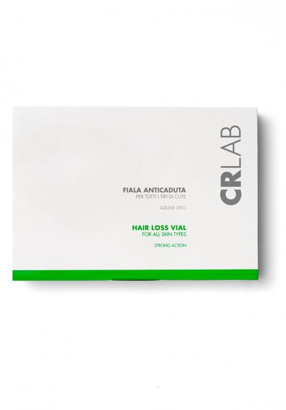 Confezione Fiale Anticaduta CRLab - Azione Urto