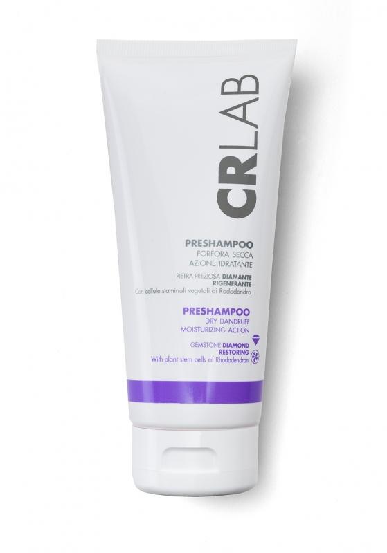 Preshampoo antiforfora reidratante