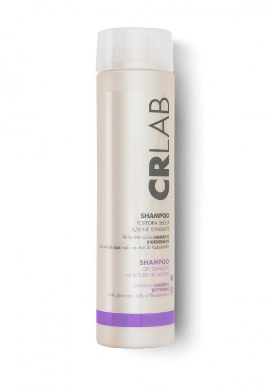 Shampoo antiforfora reidratante