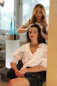 Tricologia scalp Care
